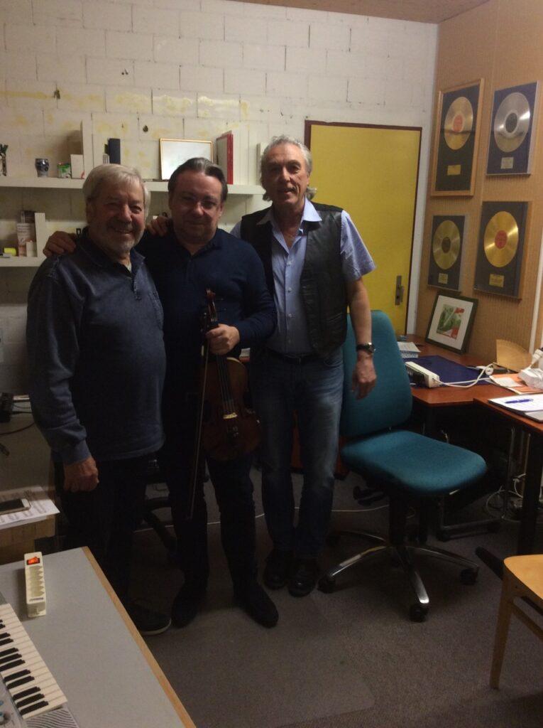 Alex Eugster, Adam Taubitz, Rolf W. Kunz