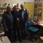 Alex Euster, Adam Taubitz, Rolf W. Kunz