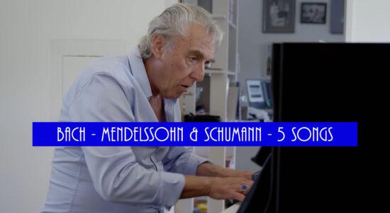 Bach, Mendelssohn & Schumann