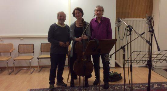 Alex Eugster, Christine Theus, Rolf W. Kunz 06.11.2017